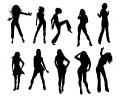 Tančíci siluety